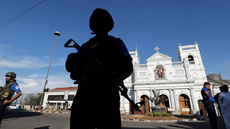 Sri Lankas Regierung macht einheimische Gruppe für Anschläge verantwortlich