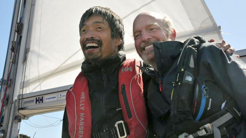 Blinder Segler überquert erstmals den Pazifik