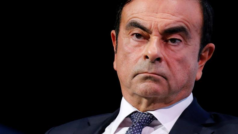 Neue Anklage gegen Ex-Nissan-Chef Ghosn in Japan
