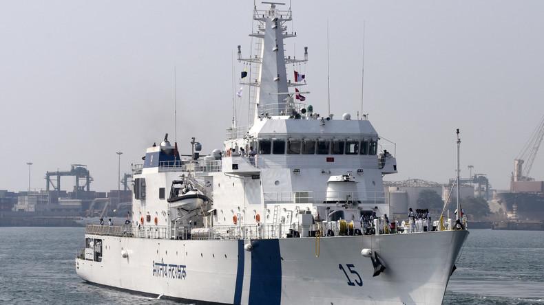 Nach Bombenanschlägen in Sri Lanka: Indische Küstenwache in höchste Alarmbereitschaft versetzt