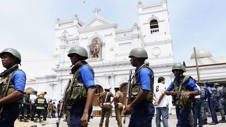 Sri Lanka: Suche nach Hintermännern der Anschläge auf Kirchen und Hotels - Notstand erklärt