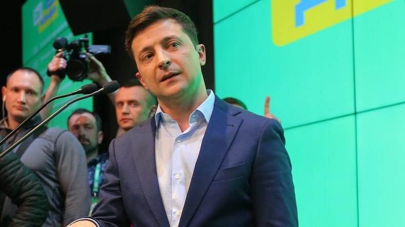 Kreml: Noch keine Glückwünsche - Werden neuen ukrainischen Präsidenten nach seinen Taten beurteilen