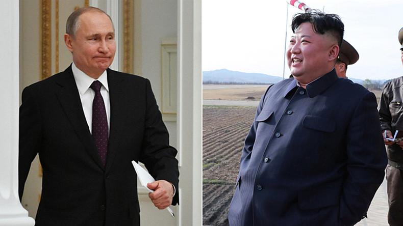 Nordkoreanische Staatsmedien: Treffen am 25. April zwischen Kim Jong-un und Wladimir Putin