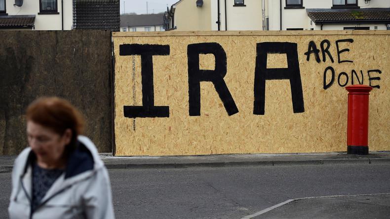 """Nordirland: Militante Gruppe """"Neue IRA"""" übernimmt Verantwortung für den Tod einer Journalistin"""