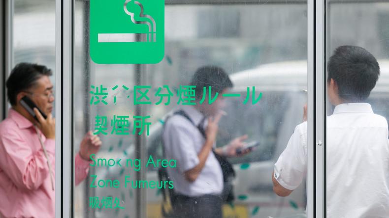 Raucher nicht willkommen: Japanische Universität stellt keine Raucher als Lehrkräfte ein