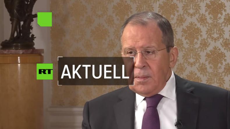 Lawrow-Interview über NATO, ukrainisches Abenteurertum und Russlands Rolle in Venezuela