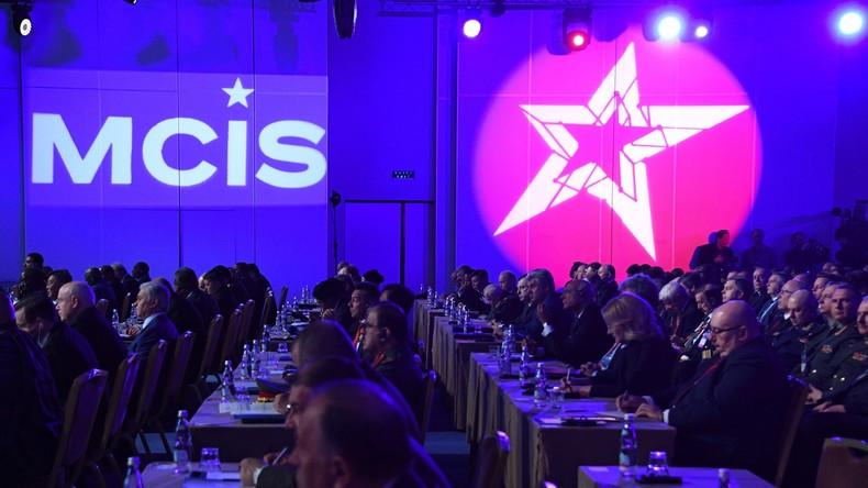 LIVE: Eröffnung der 8. Internationalen Sicherheitskonferenz in Moskau