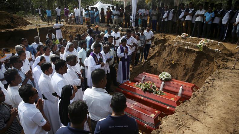 Sri Lanka: Zahl der Todesopfer steigt weiter - Attentäter waren wohlhabend und studierten im Ausland