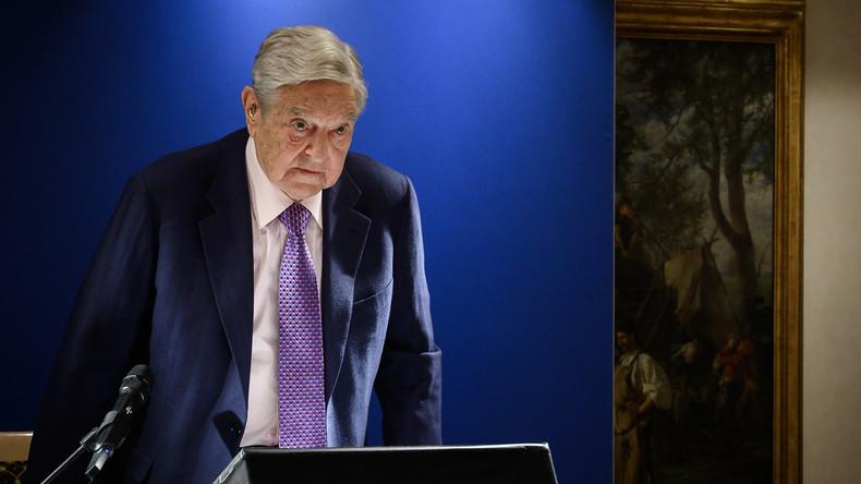 """Von Soros geförderte NGO und US-Außenministerium als """"Fakten-Checker"""" für Facebook (Video)"""