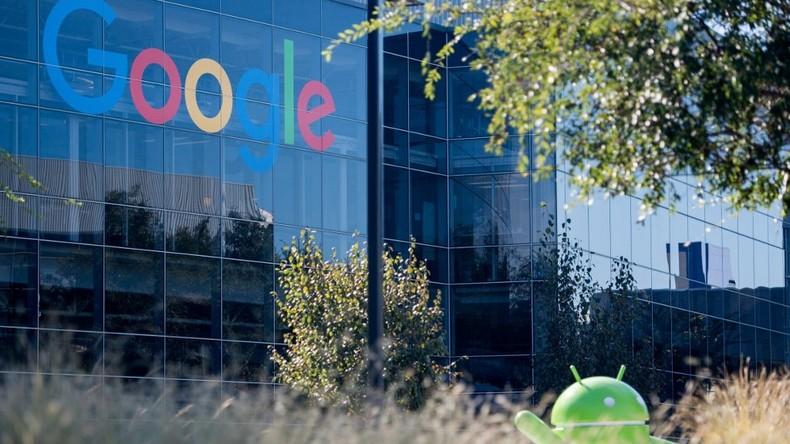 Nach Organisation von Protesten: Straft Google Mitarbeiter ab?
