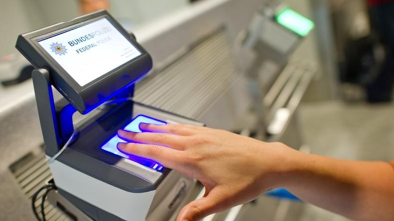 Nach China und Indien nun auch in der EU: Riesige Biometrie-Datenbank soll errichtet werden