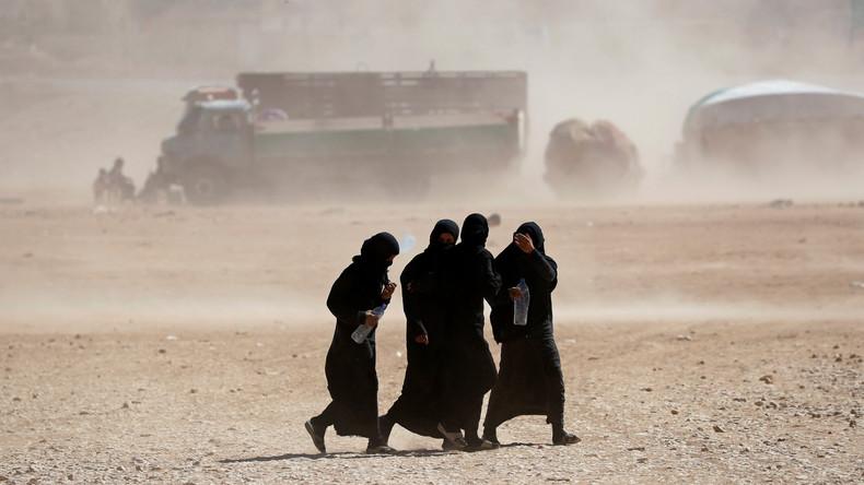 Berufung abgelehnt: Französisches Gericht will nicht über Rückkehr von IS-Mitgliedern entscheiden