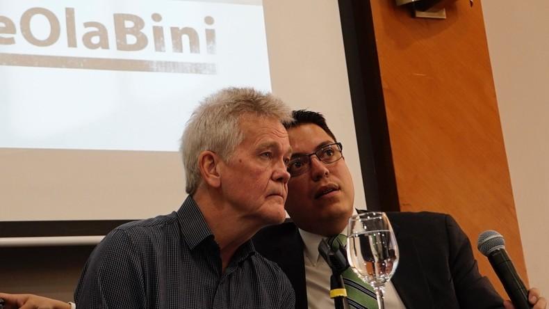 Die fragwürdige Verhaftung von Netzaktivist und Assange-Freund Ola Bini in Ecuador