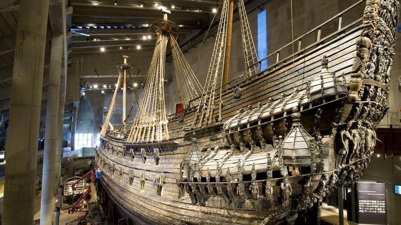 Nach geschändeter Beschilderung: Britisches Seefahrtsmuseum bezeichnet Schiffe künftig genderneutral