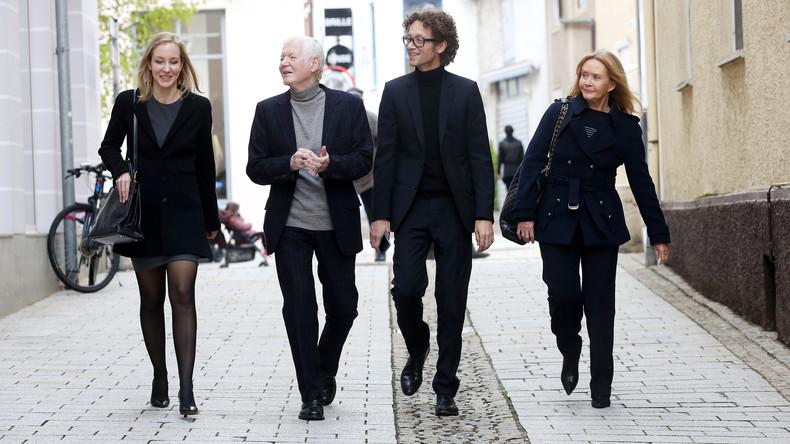 Revision abgelehnt: Kinder von Ex-Drogeriekönig Anton Schlecker müssen ins Gefängnis