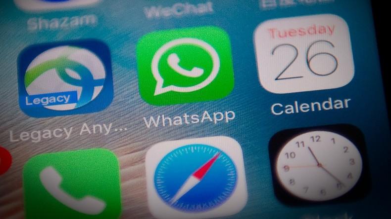 Eine Woche vor Wahlen in Spanien: WhatsApp blockt Konto von linker Partei Podemos