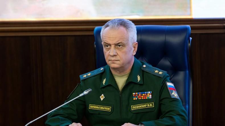 Russischer General: USA bauen nukleares Schutzschild für Überraschungsangriffe gegen Russland