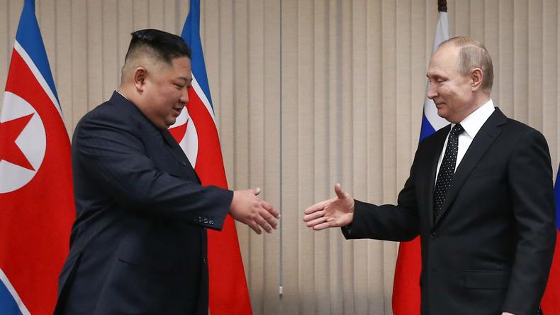 Putin:  Abkommen über das Atomprogramm Pjöngjangs möglich