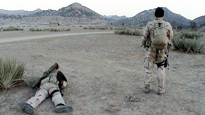 """Kriegsverbrechen der US Navy SEALs systematisch verschleiert: """"Hört auf, darüber zu reden"""""""