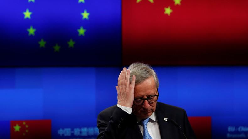 EU-Kommissionspräsident stemmt sich gegen Druck aus den USA: Huawei wird nicht aus EU verbannt