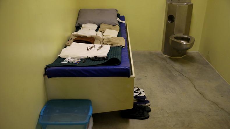 US-Internierungslager auf Guantanamo wird zum Alters- und Pflegeheim