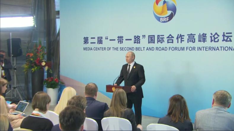 Putin: Russland könnte allen Ukrainern beschleunigtes Staatsbürgerschaftsprogramm anbieten