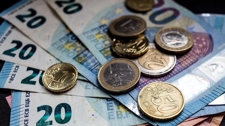 Knappe Kasse trotz Vollzeit: Millionen Beschäftigte in Deutschland verdienen unter 2.000 Euro