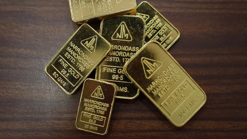 Globaler Goldrausch: Indien folgt Russland und China und vergrößert Goldreserven