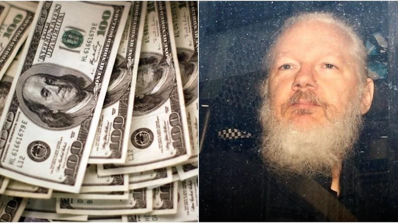 Vater von Julian Assange: Ecuador verkaufte ihn für US-Zustimmung zu weiteren IWF-Krediten