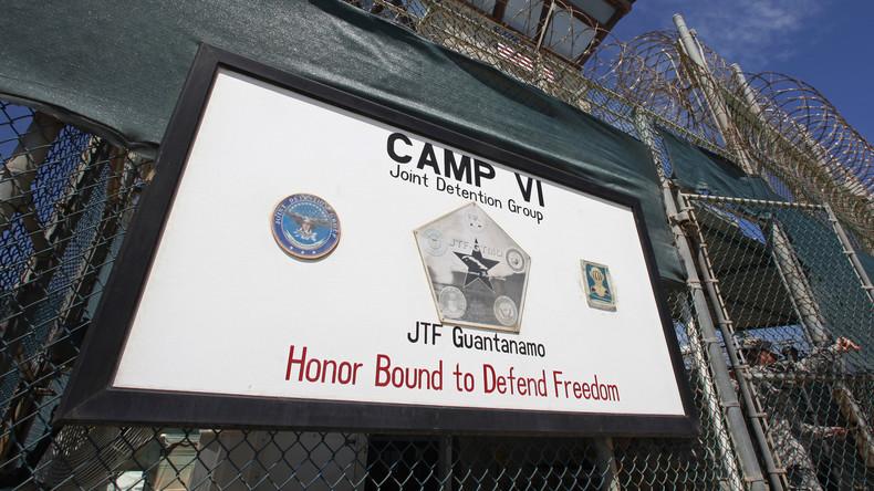 """""""Wegen Vertrauensverlust"""": Kommandeur des US-Gefangenenlagers Guantánamo entlassen"""