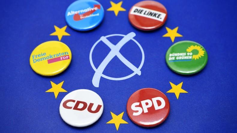 EU-Parlamentswahl 2019 – den meisten Bürgern offenbar völlig egal (Video)