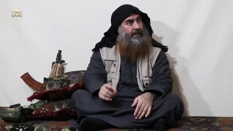 Erstmals seit fünf Jahren: IS-Chef Al-Baghdadi zeigt sich in Propagandavideo