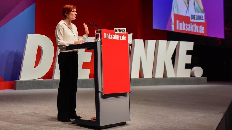 Linkspartei in der Dauerstagnation: Interview mit Basisaktivistin Solveigh Calderin
