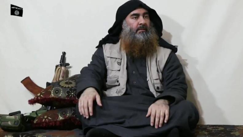 Totgeglaubter IS-Chef Bagdadi tritt zurück auf die Bildfläche und lobt jüngste Terrorangriffe