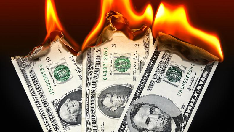 Maßnahme gegen Sanktionen: US-Dollar-Anteil an Russlands Außenhandel stark rückläufig