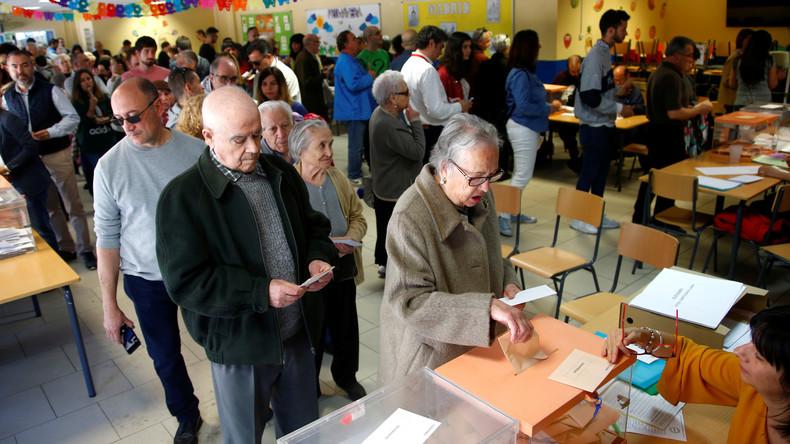Patt nach Wahl in Spanien – Warten auf die EU-Wahlen