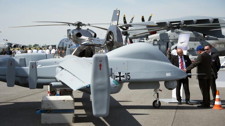 Deutscher Drohneneinsatz: Bundesregierung beim Flunkern erwischt?