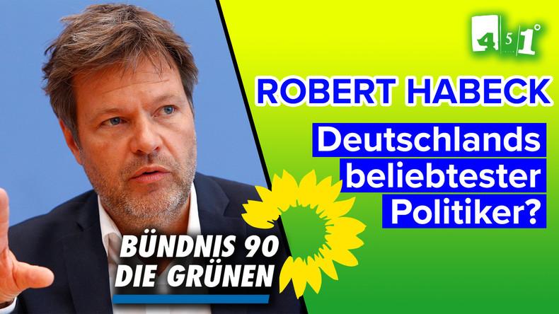 Robert Habeck – Der grüne Martin Schulz? | 451 Grad