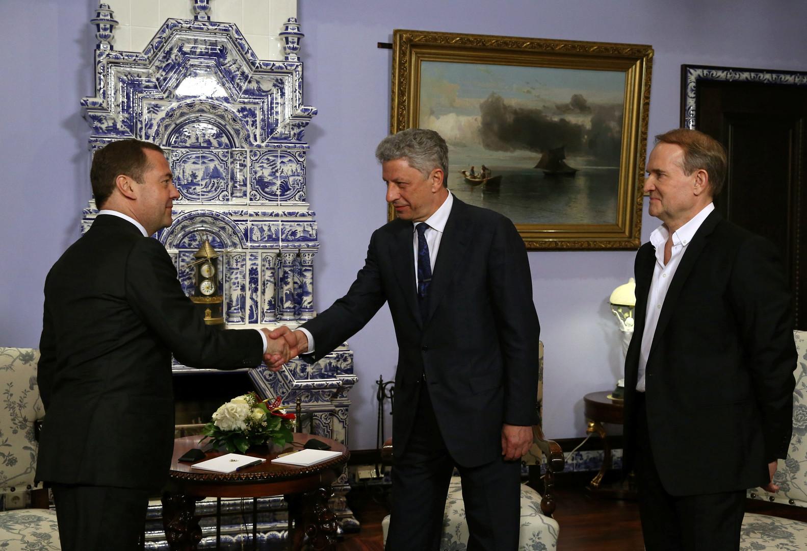 Ukraine: Kaum Chancen für Poroschenko auf politisches Überleben