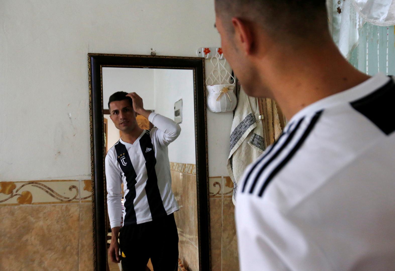 Cristiano Ronaldo ist nicht einmalig: Im Irak lebt sein Doppelgänger