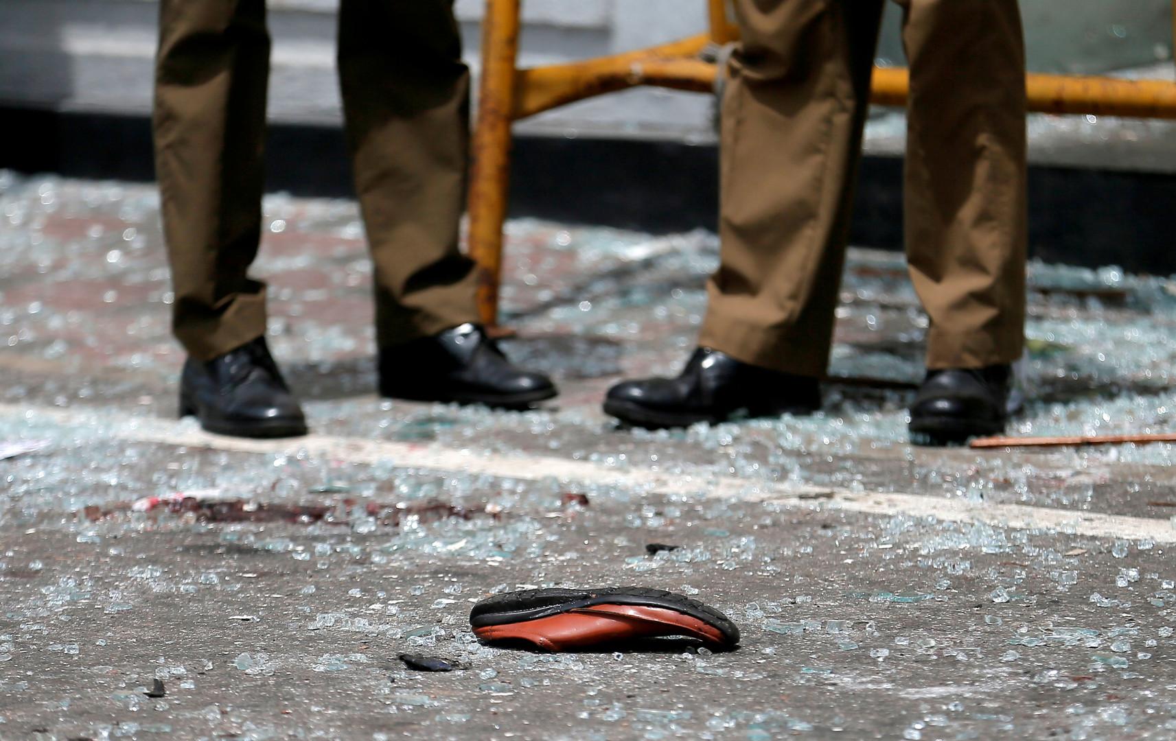 Sri Lanka - Mehr als 180 Tote und über 450 Verletzte nach Explosionen