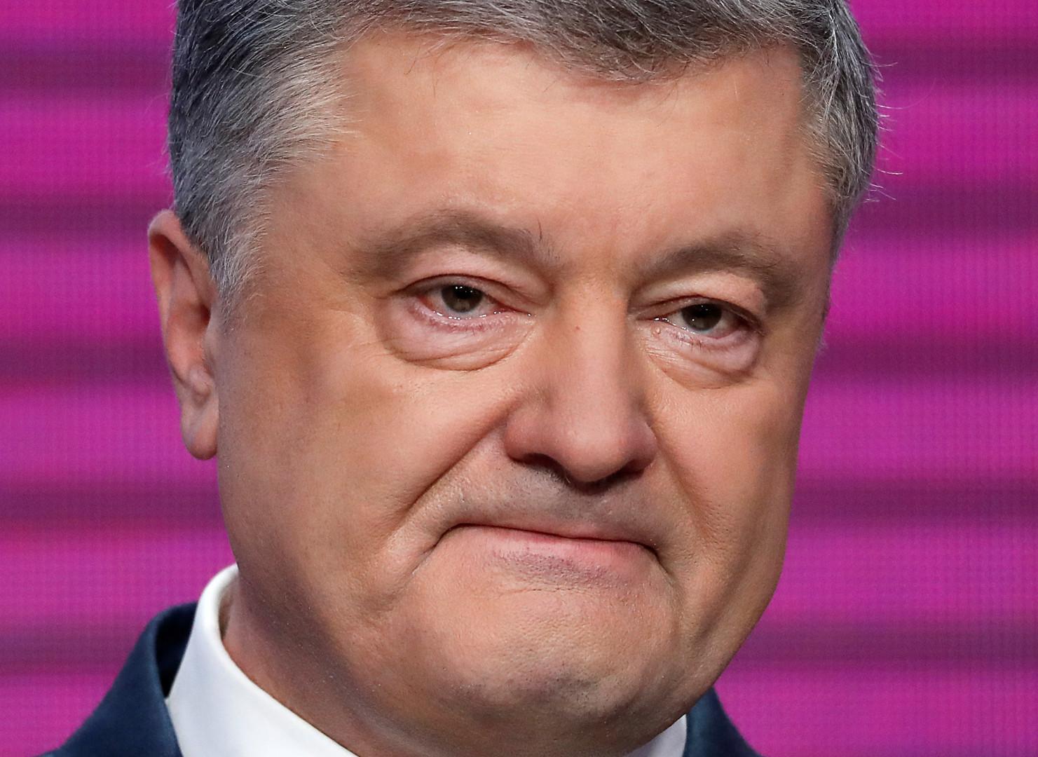 Poroschenkos Kommentar
