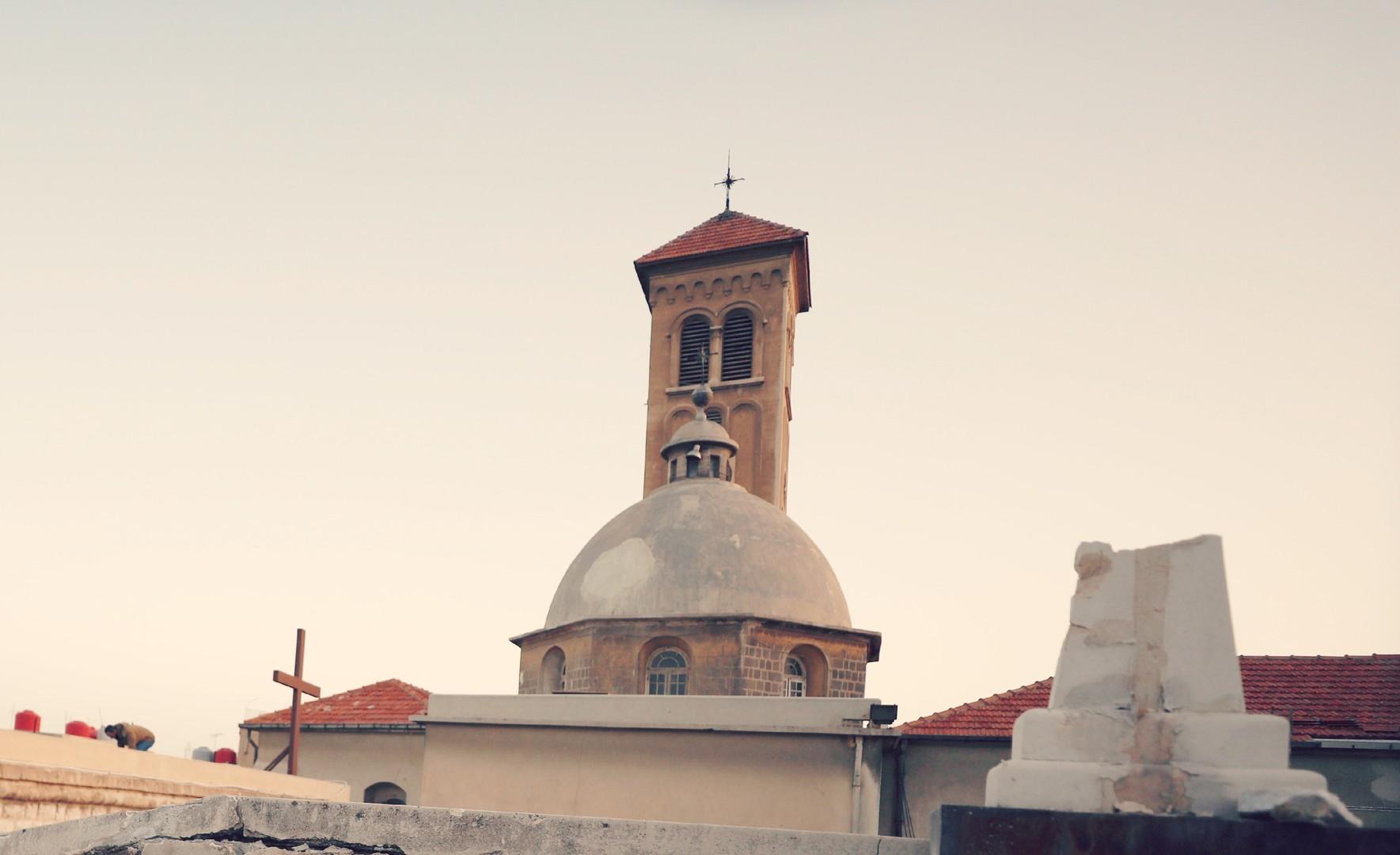 Wie Christen dieses Jahr in Damaskus Ostern feierten (mit Videos)