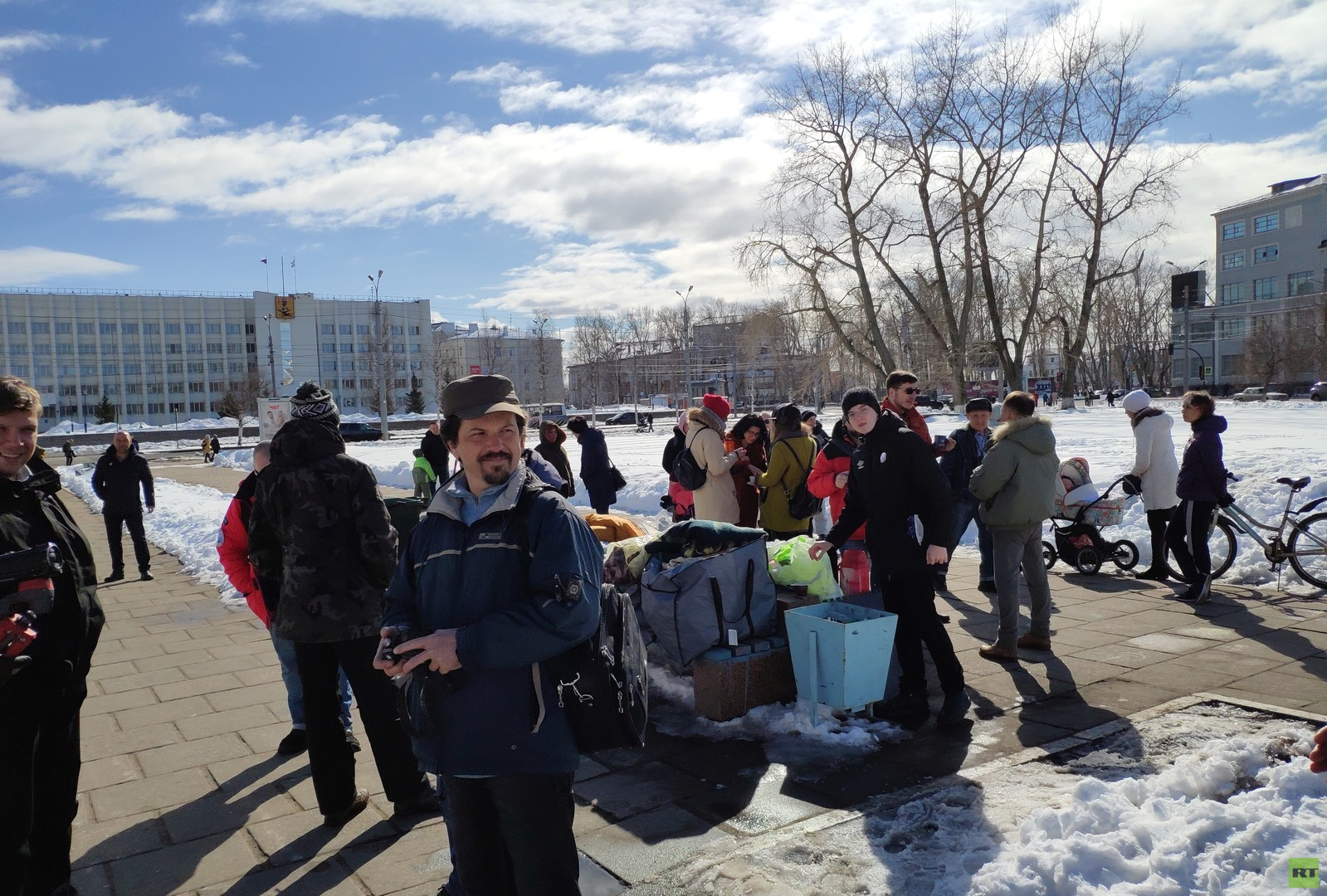 In Russland gibt es viele Formen bürgerlichen Protests - Reisebericht aus Archangelsk