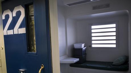 Gefängniszelle in der