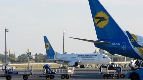 Ukraine verbietet nun auch Privatflüge nach Russland (Symbolbild)