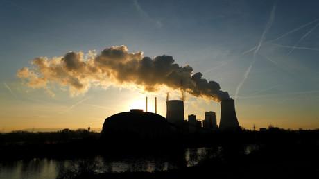 Kohleenergiefirma Uniper in Grosskrotzenburg, Deutschland, 13. Februar 2019.