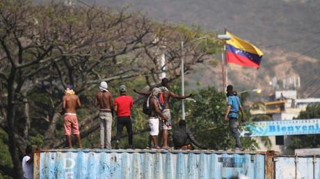 Maduro gegen alle – alle gegen Maduro. Die bevorzugte Story hiesiger Medien.