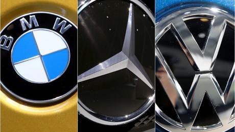 Schon jetzt lässt sich der Imageschaden für die deutsche Automobilindustrie nur schwer abschätzen. Hinzu kommen könnten noch Strafzahlungen.