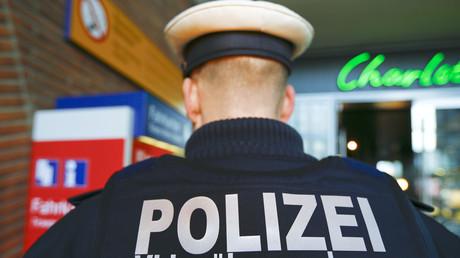Polizei weitet Überwachung auch in Sachsen aus. Symbolbild.